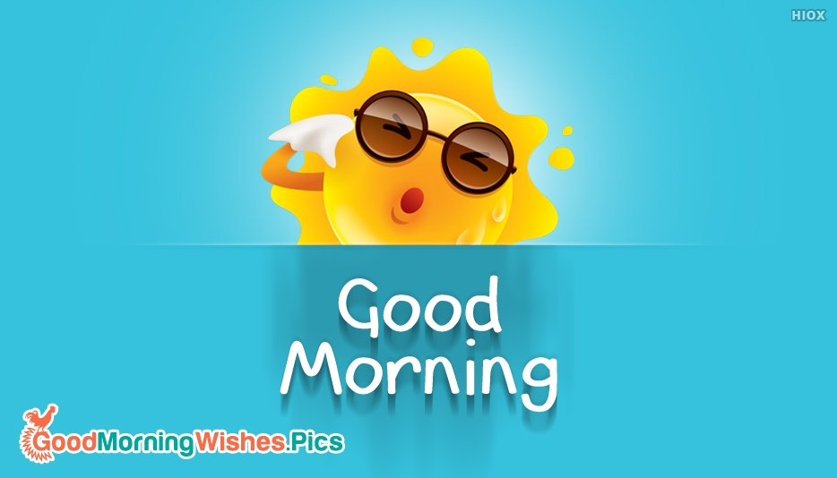 Whatsapp Good Morning Smiley